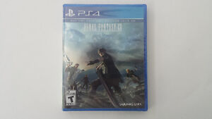 Final Fantasy XV pour PlayStation 4 (PS4) - ***Neuf***
