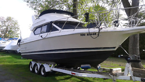 Bayliner ciera 2858 flybridge