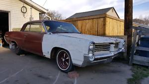 1964 Pontiac Parisienne 2 door hardtop