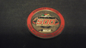 Daytona 500 Champion Jeff Gordon Token