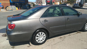2005 Toyota Camry Sedan ( SAFETY & E - TESTED )