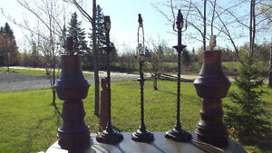 ASSORTED LAMPS FOR SALE