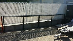 3-railings from exercize gym