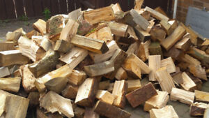Split, Cut and Ready Firewood - Deliveries This Week