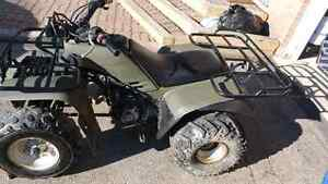 Yamaha Moto4 200 runs great! 900$