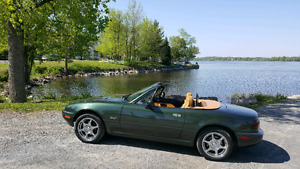 1997 Mazda Miata M Edition in extra mint condition