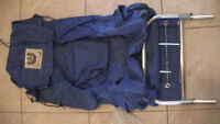 camping backpack  new