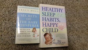 Parenting Books: Baby Whisperer and Healthy Sleep Habits