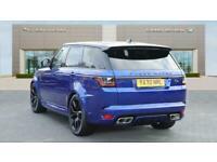 2020 Land Rover Range Rover Sport 5.0 P575 S/C SVR 5dr Auto Petrol Estate Estate