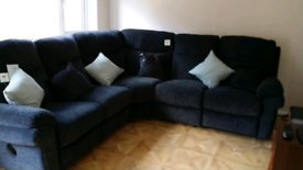 Scs Lazyboy Tamla corner sofa