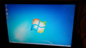 """Used 20"""" Samsung LCD Computer Monitor for Sale"""