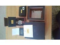 Men's Breitling avenger 2 braclet watch