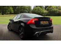 2017 Volvo S60 D3 R-Design Automatic Diesel Saloon