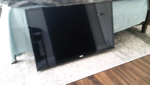 32 inch rca lcd tv as is