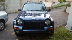 2002 Jeep Liberty Full equip limited edition