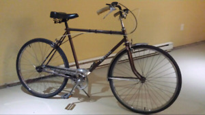 * Antique Empire 3 Speed Raleigh Cycle *