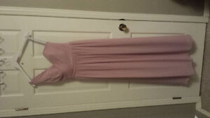 Bridesmaid Dress Size 6 Blush / Rose color Kitchener / Waterloo Kitchener Area image 5