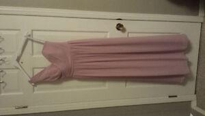 Bridesmaid Dress Size 6 Blush / Rose color Kitchener / Waterloo Kitchener Area image 5