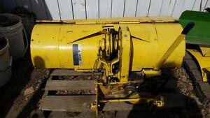 """John Deere 43"""" tiller attachment for 300 series tractors"""