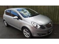 Vauxhall Corsa 1.4 SXi. WARRANTY. AC. CD/AUX. EW. ALLOYS. RCL. EM.