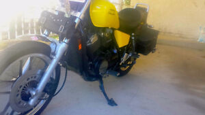 Honda Shadow VT500 amazing condition.