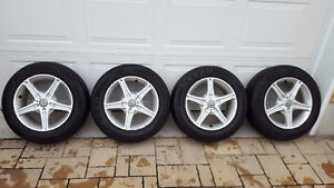 4 Mags VW 5x100