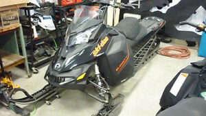 2015 Summit SP 600