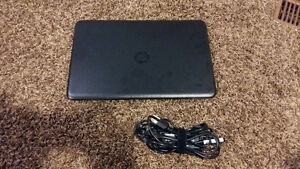 "HP Laptop 15.6"" screen 1TB hard drive 2.20 GHz CPU 8 GB RAM"