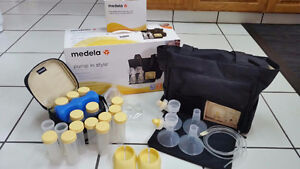 Medela In Style Double Breast Pump