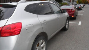 NISSAN ROGUE 2008 AUTOMATIC 4X4 TRES PROPRE