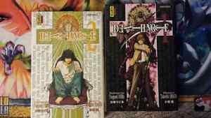 Death Note volumes 1 & 2