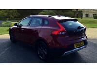 2016 Volvo V40 D2 (120) Cross Country Lux Nav Automatic Diesel Hatchback