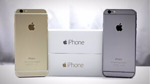 Brand New UNLOCKED Gold/ Space Gray 64gb iPhone 6S Plus for sale