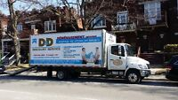 MOVING with INSURANCE The most reliable in Quebec! Save 30% $