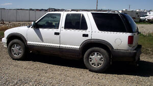 1997 GMC Jimmy SUV, Crossover
