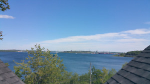 Amazing views of the Halifax Harbour