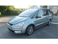 Ford Galaxy ghia 2.0 turbo diesel 7 seater