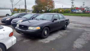 FORD CROWN VICTORIA 2010 POLICE PACK