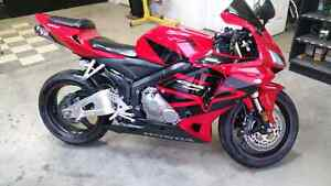 2006 Honda CBR600RR Mint condition