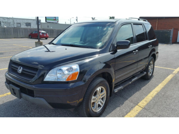 2003 Honda Pilot **8 Passenger**4X4**Leather**Certified**