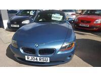 BMW Z4 2.2i 2003MY SE Roadster