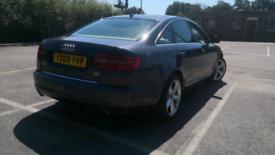 Audi A6 c6 3.0 tdi quattro tiptronic