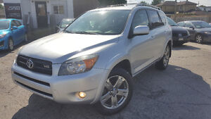 2008 Toyota RAV4 SPORT V6 SUV, Crossover - NEW TIRES! CERTIFIED!