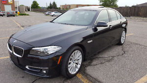2015 BMW 5-Series 528i xDrive Sedan