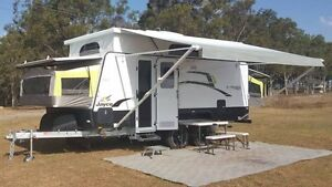 CARAVAN HIRE CHISHOLM/NSW - 2015 Jayco Expanda Outback 17.56-2 Chisholm Tuggeranong Preview