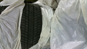 ‎4 Used ‎Continental & Michelin tires good for 1-2 seasons‎