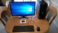 Dell Desktop Computer with Windows 10 and SSD