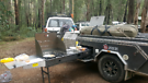 2014 mars offroad hard floor camper trailer Truganina Melton Area image 2