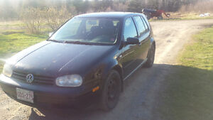 2001 vw golf tdi 5 speed