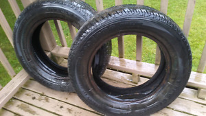 2 Tires - Firestone 195/65R15